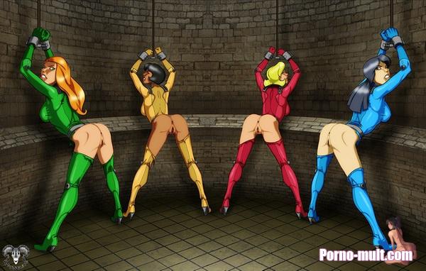 Четыре девушки в вашем плену