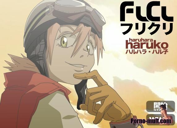 Haruko Haruhara секс