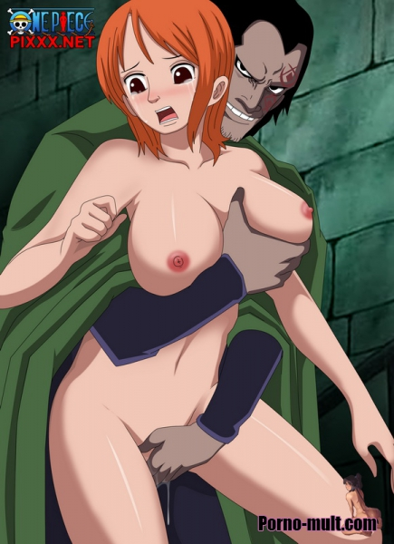 ONE PIECE XXX Part 5