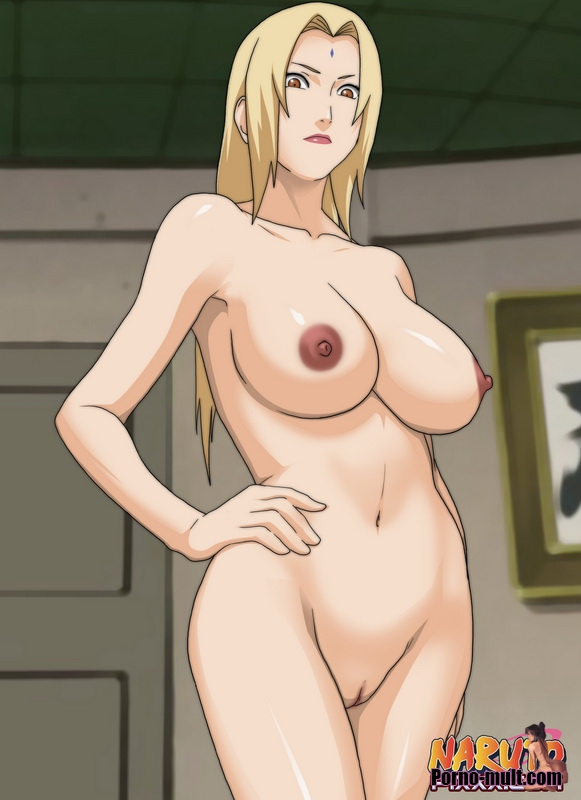фото голых девушек из мультика наруто
