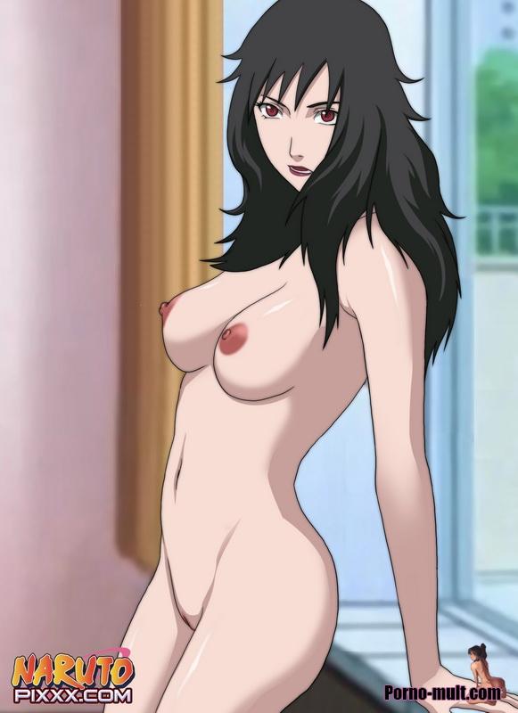 Порно картинки наруто усі дівчата голі