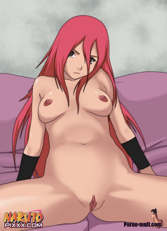 фото голых девушек из наруто аниме