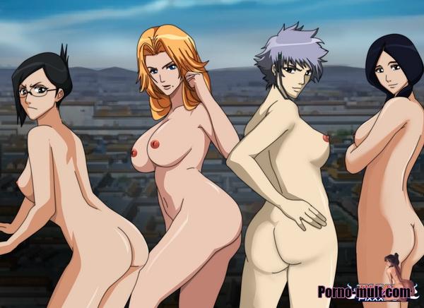 блич фото девушек голых