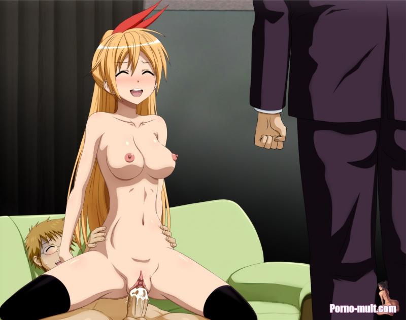 порно комиксы притворная любовь