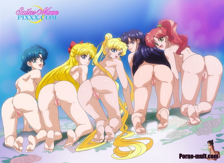 порно аниме манга хентай сейлор мун сейлор венера
