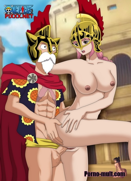 Hentai One Piece Uncensored vol.13