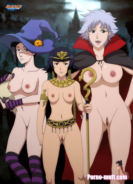 Happy Halloween - Bleach 18+